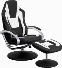 Flash Furniture Racing Recliner