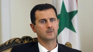 Heboh! Beredar Berita Bashar Assad Diracun Hingga Menderita Penyakit Menular