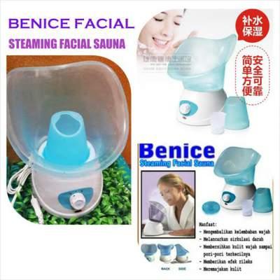 Benice Facial Steam Sauna (Alat Sauna Wajah)