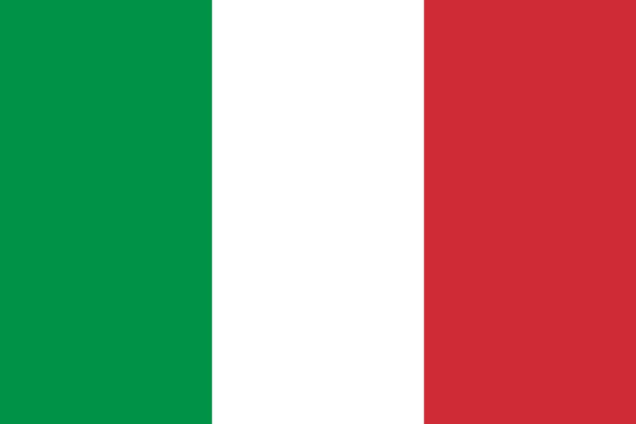 Rerum Romanarum: Bandiera dell'Italia