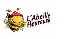 LOGO ABEILLE HEUREUSE