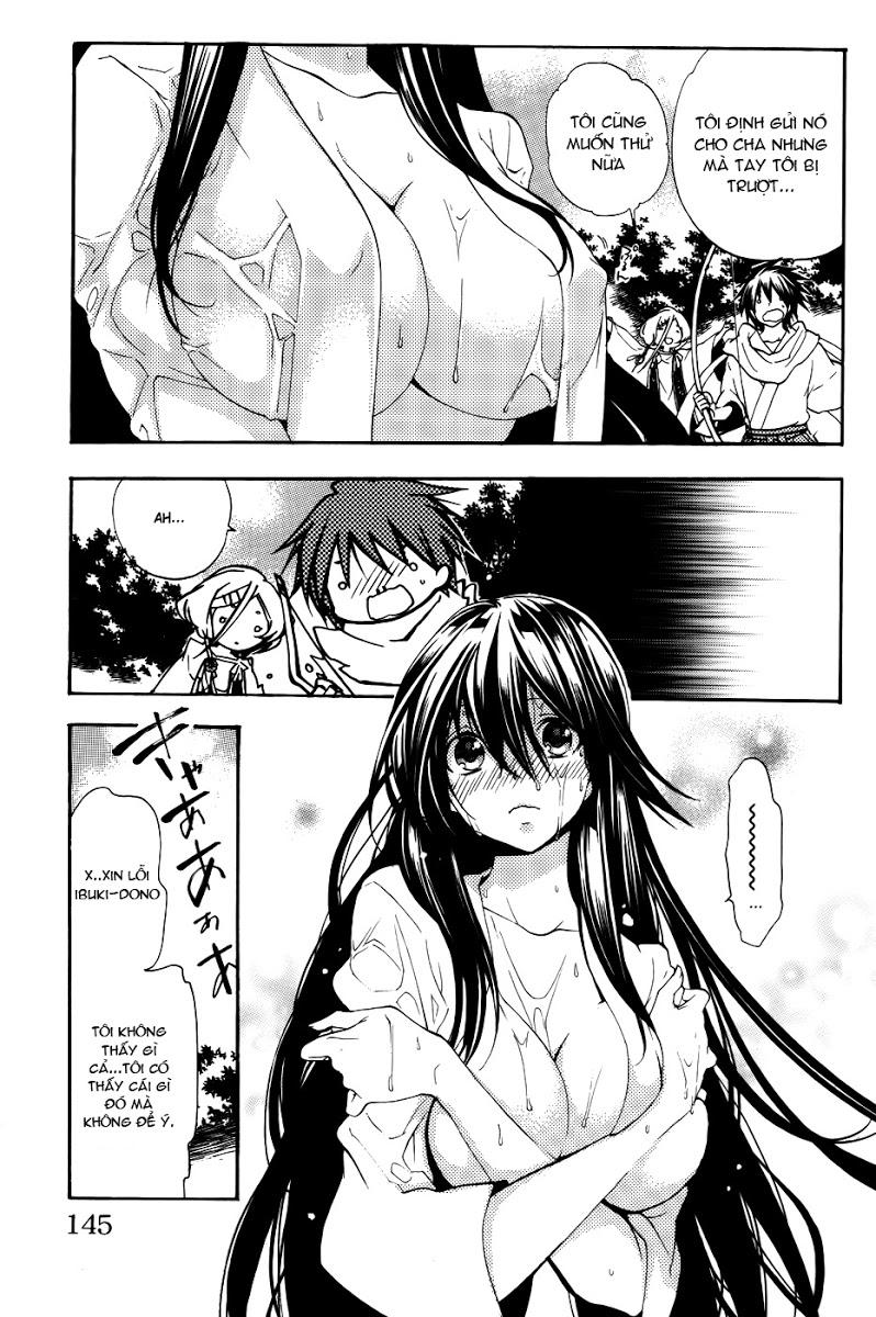 Ashita no Yoichi! Chap 58 . Next Chap 59