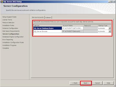 SQL Server 2012 Express Installasi