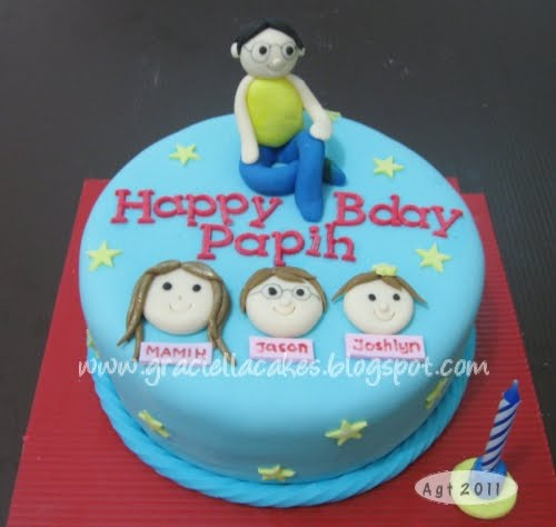 Graciella Cakes Birthday