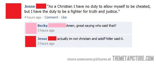 trolling christianity
