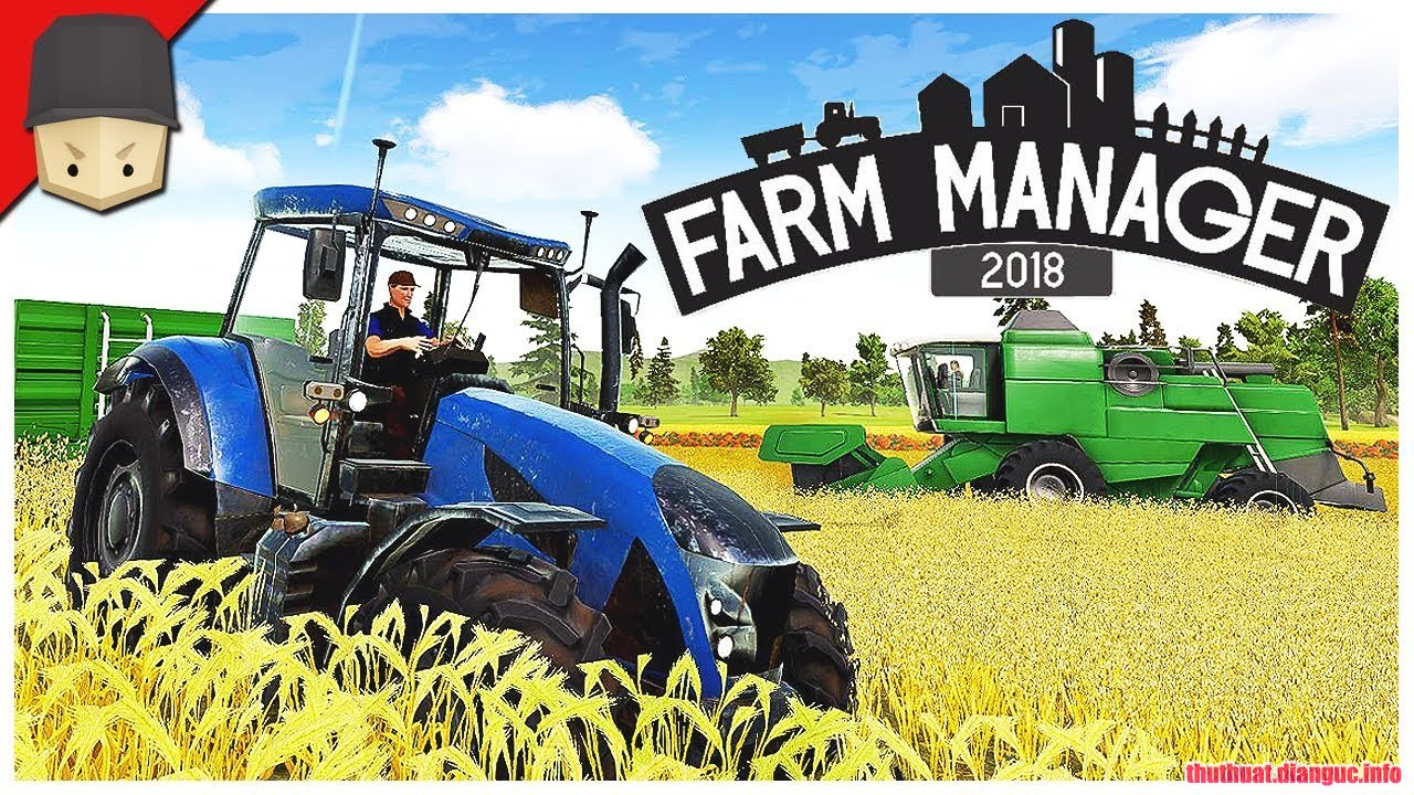 Download Game Farm Manager 2018 Full Cr@ck