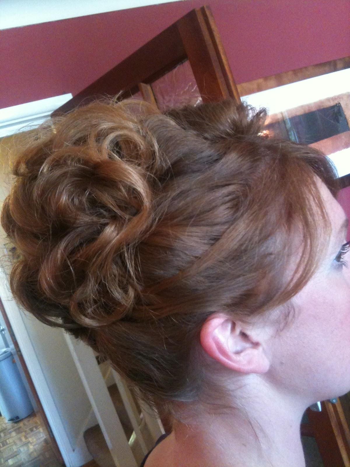 wedding hair cheltenham fordham hair design wedding bridal ...