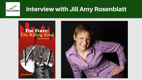 Interview with Jill Amy Rosenblatt
