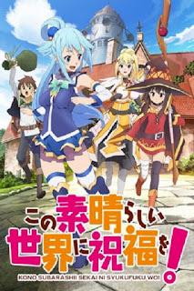 Kono Subarashii Sekai ni Shukufuku wo! (2016)