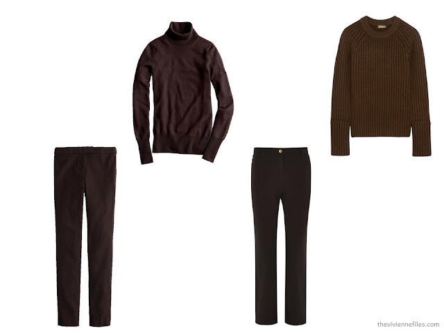 Choosing an Accent Color for Brown   The Vivienne Files