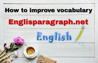 Search results for : Improve vocabulary