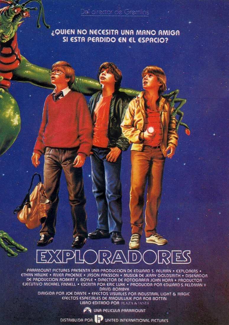 Películas que marcaron tu infancia y ahora dan risa  - Página 8 Excar