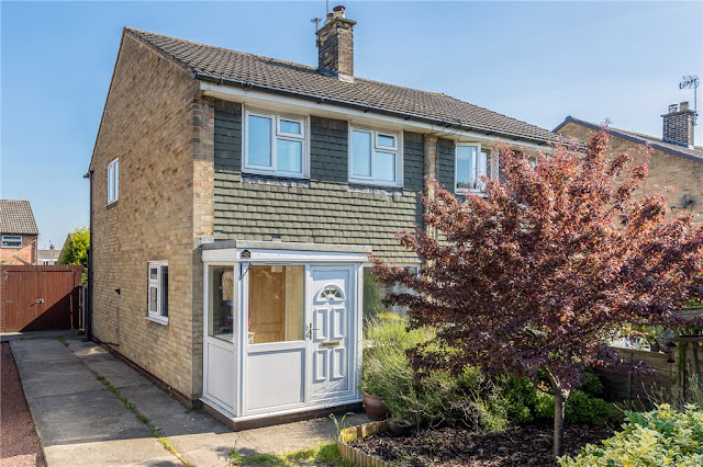 Harrogate Property News - 3 bed semi-detached house for sale Fairways Drive, Harrogate, North Yorkshire HG2