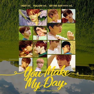 [SET] Seventeen - YOU MAKE MY DAY Albümü