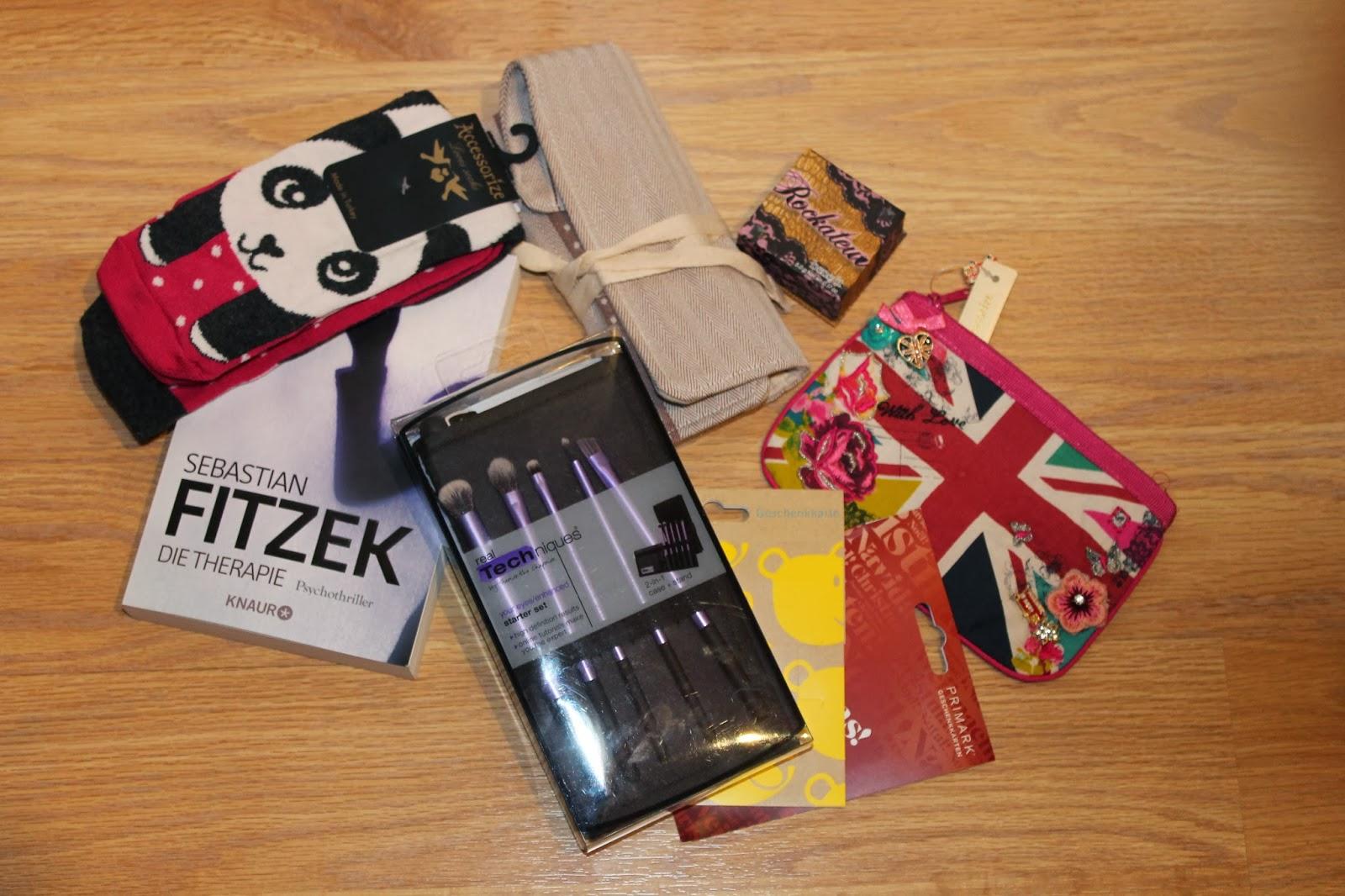 Meine Weihnachtsgeschenke.Kata Loves Blog Meine Weihnachtsgeschenke