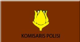 Lambang Pangkat Komisaris Polisi (Kompol)