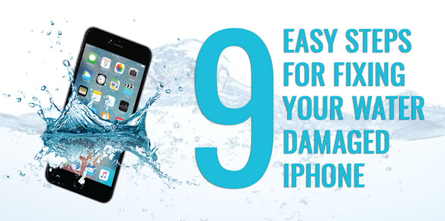 9 Easy Steps For Fixing Your Water Damaged iPhone