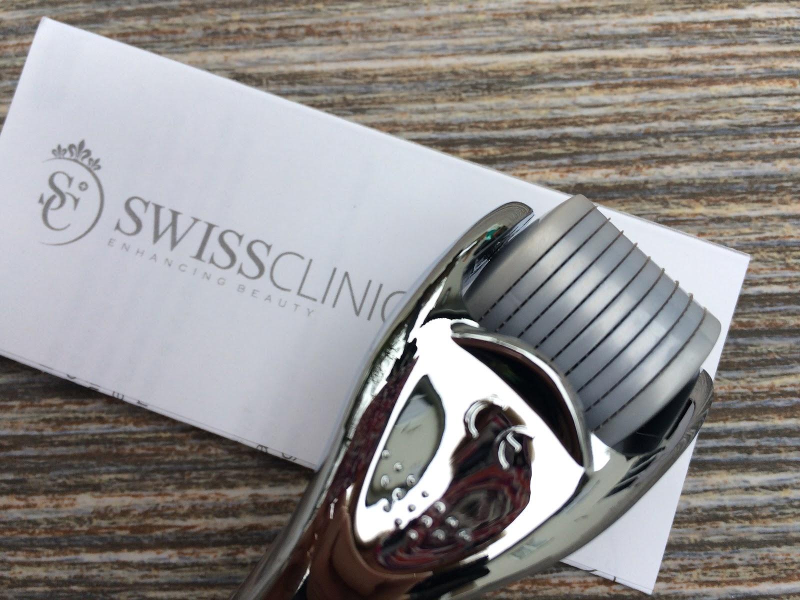 SwissClinic skin roller