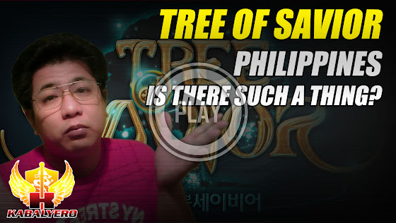 Tree Of Savior Philippines ★ Is There Such A Thing?
