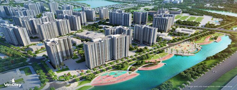 Chung cư VinCity Ocean Park Gia Lâm
