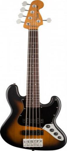 Guitar Fender Modern Player Jazz Bass Satin