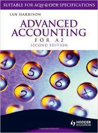 ADVANCED ACCOUNTING 2nd Edition by IAN HARRISON