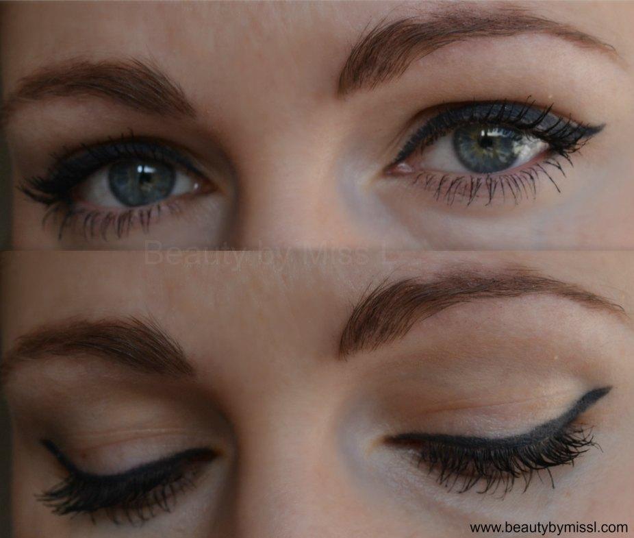 eotd: Cailyn Line-Fix Gel Eyeliner