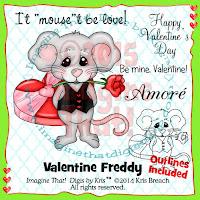 Valentine Freddy