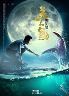 Download Film The Mermaid (2016) HDRip 720p Subtitle Indonesia