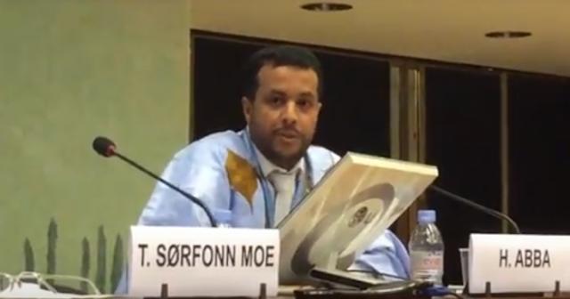 ظاهرة الإعتقال السياسي بالصحراء الغربية تعكس النية الإنتقامية للسلطات المغربية من الأصوات المنادية بالحرية. (ناشط حقوقي)