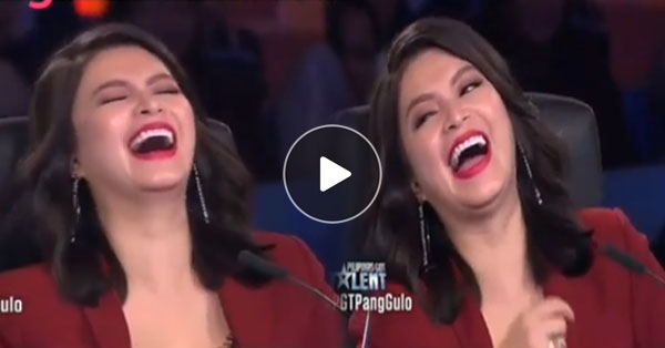 Angel Locsin's Contagious Laugh Once Again Captured Everyone's Attention