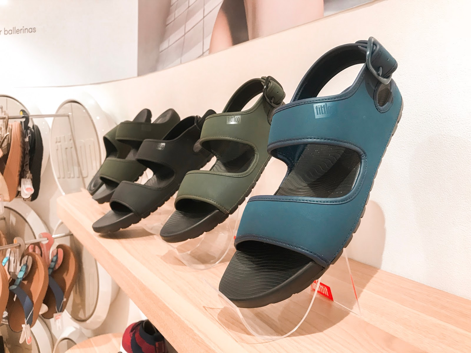 Fitflop Neoprene Back-strap Sandals Jexx Hinggo