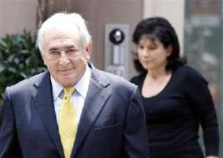 Strauss-Kahn Sexual Assault Case Dismissed, Appealed 1
