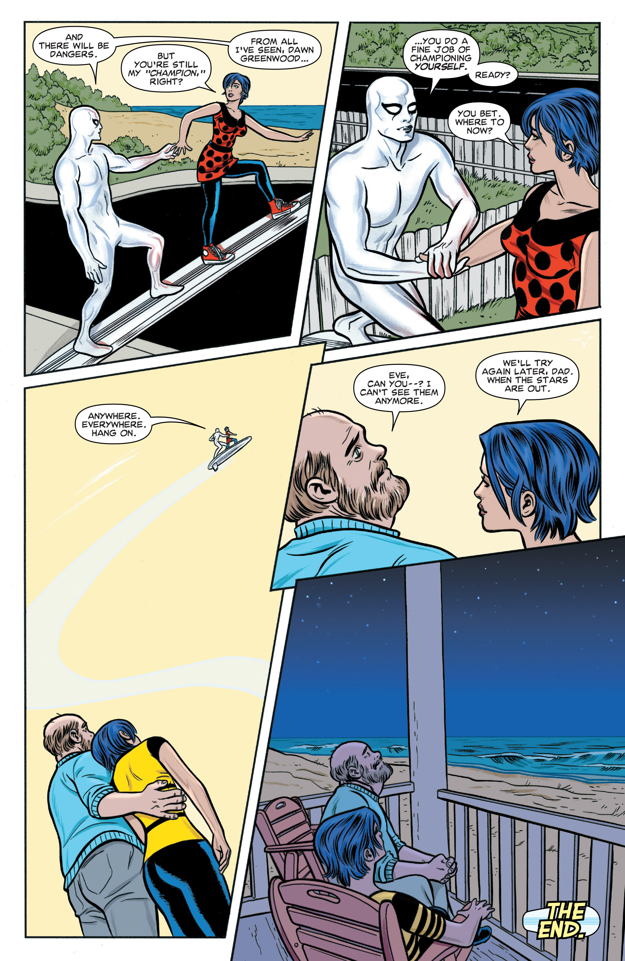 Read online Silver Surfer (2014) comic -  Issue #5 - 19