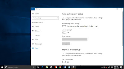 Turn-off-Automatically-Proxy-setup-on-windows-10