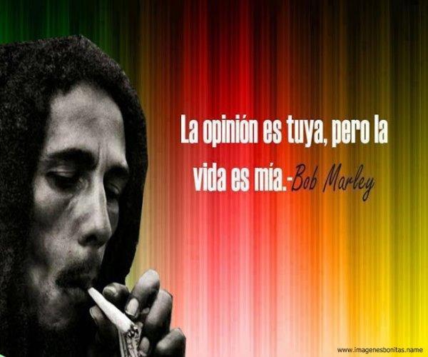 Frases De Bob Marley: Bob Marley