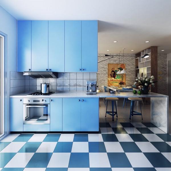 Thiết kế nội thất phòng bếp - cách trang trí cho khu bếp đẹp, hiện đại