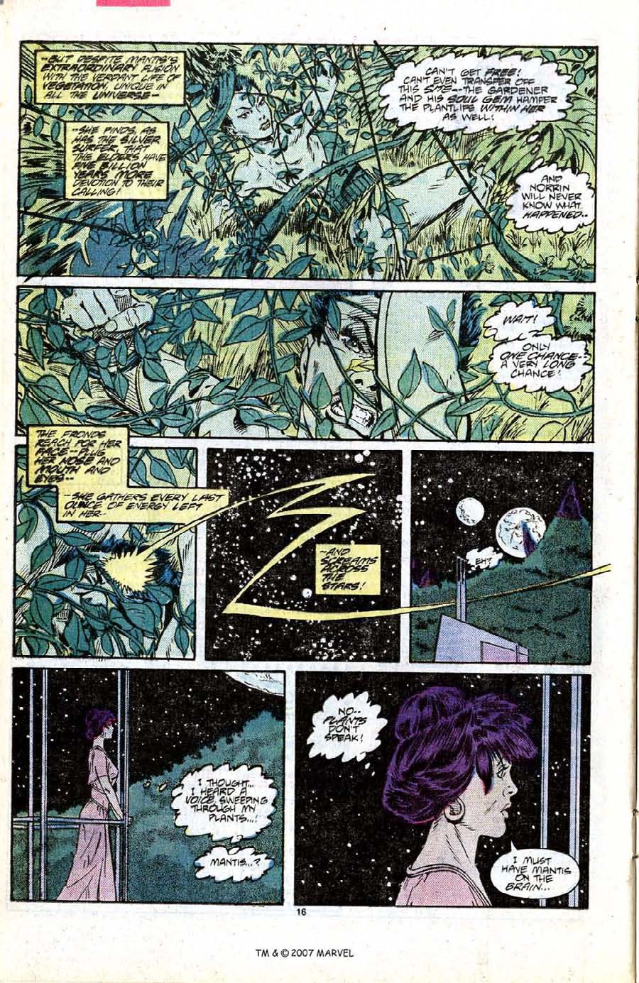 Read online Silver Surfer (1987) comic -  Issue #7 - 24