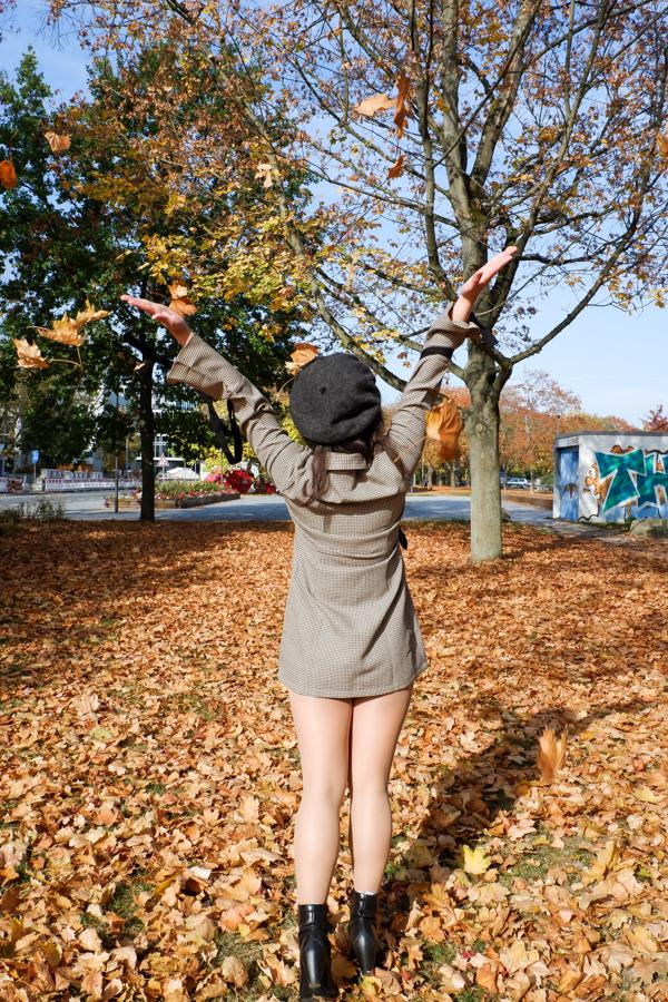 fall korean style