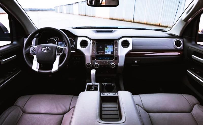2018 Toyota Tundra Sr5 Trd 4x4 Platinum