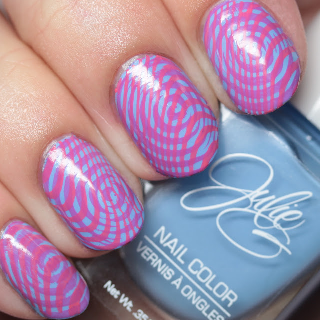 Julie G Nails Spring 2017 Pack 2 nail art