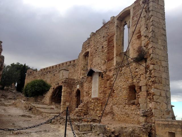 qué ver en el castillo de Xátiva