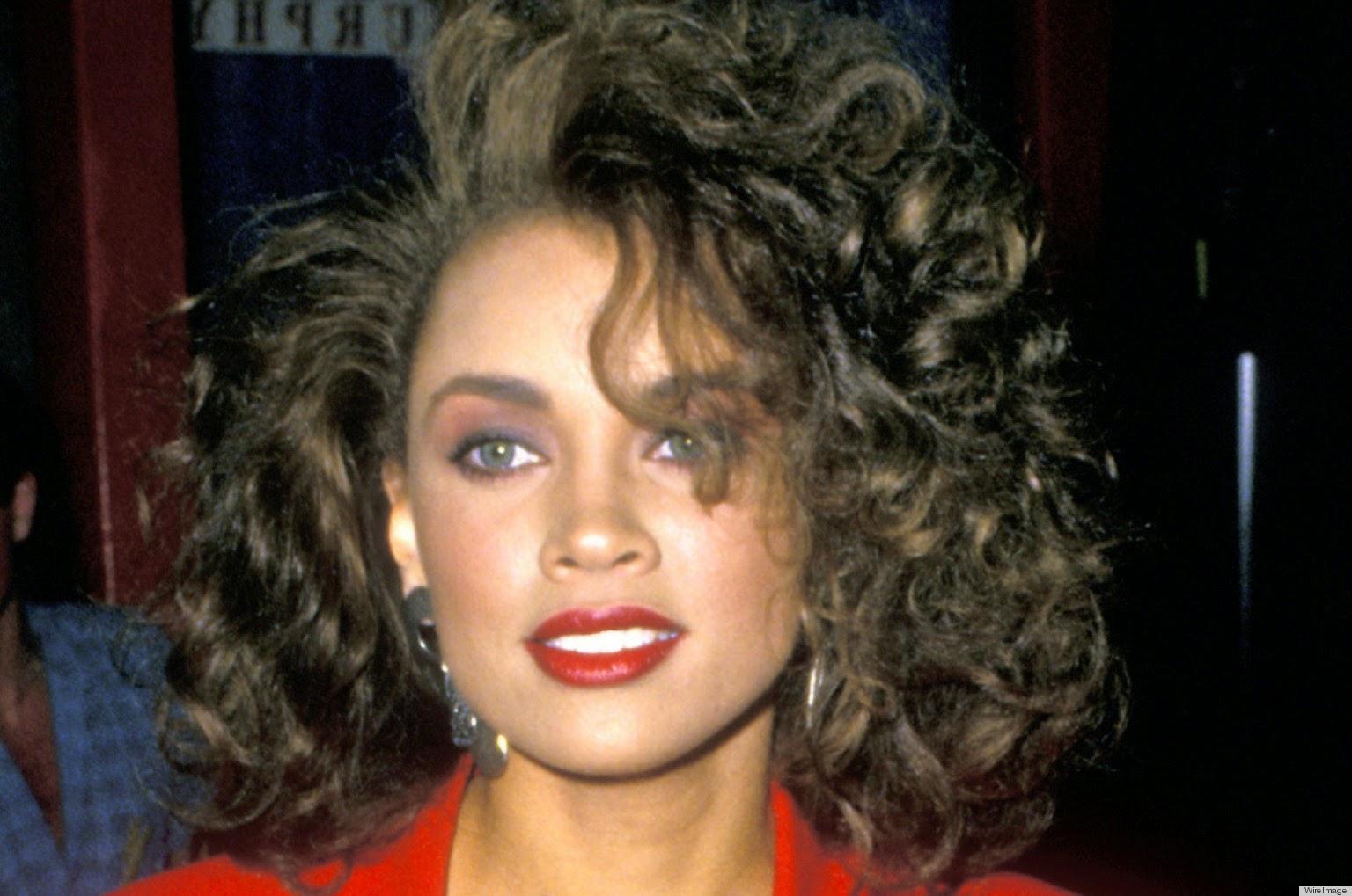 Reaganite Independent: Elegant Black Girls Of The 80s Make