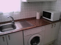 apartamento en venta zona heliopolis benicasim cocina