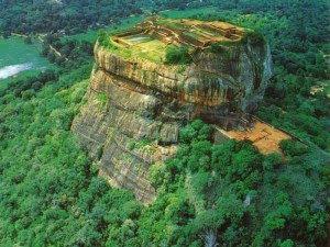 Sigiriya di Sri Langka