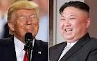 'Meu botão é maior que o seu': o histórico dos insultos mútuos entre Donald Trump e Kim Jong-un