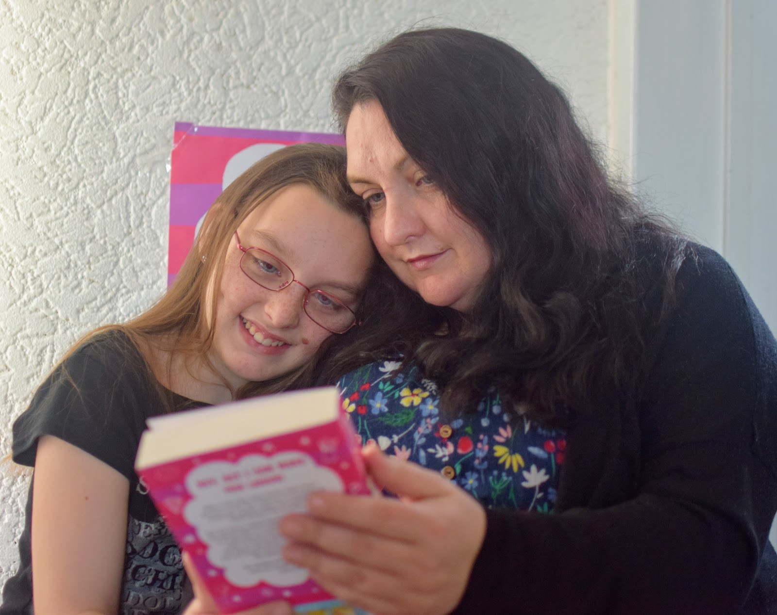 , Our Jacky Ha-Ha Mum & Daughter Book Club