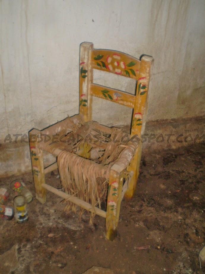 TREINTAOCHO La casa de mi abuela III Abandono