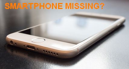 Missing Smartphone