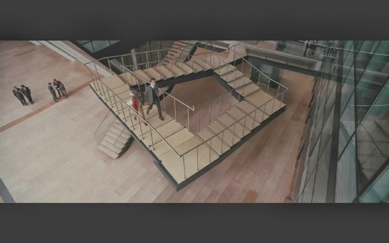 nice escalier illusion d optique 8 mirador escalier infinie. Black Bedroom Furniture Sets. Home Design Ideas
